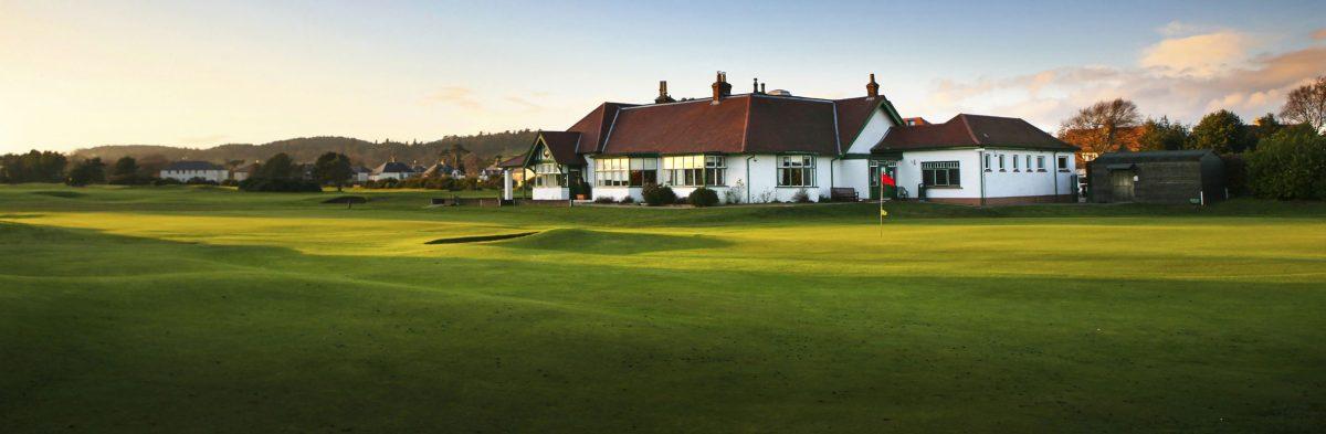Scotscraig Golf Club No. 1
