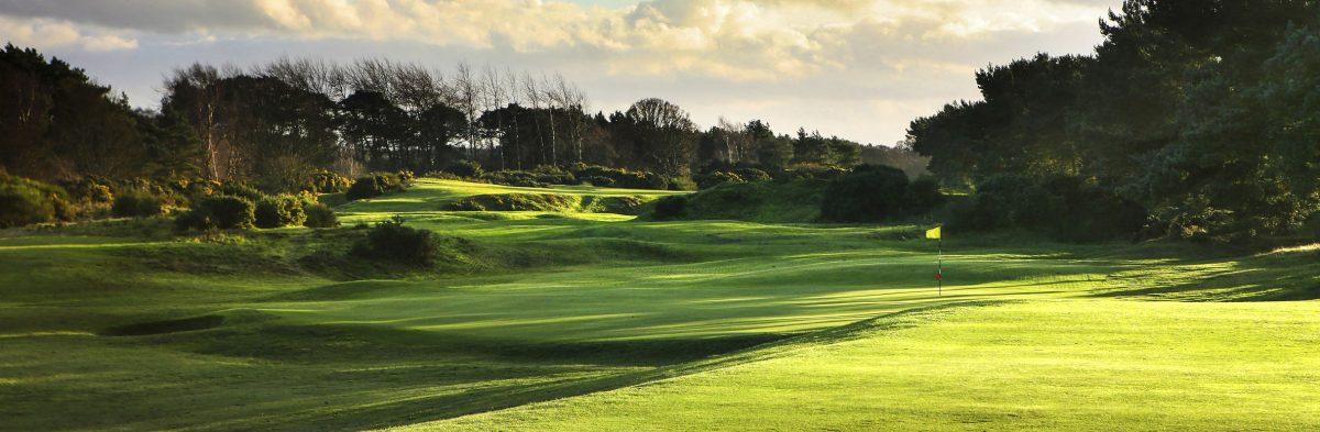 Scotscraig Golf Club No. 7