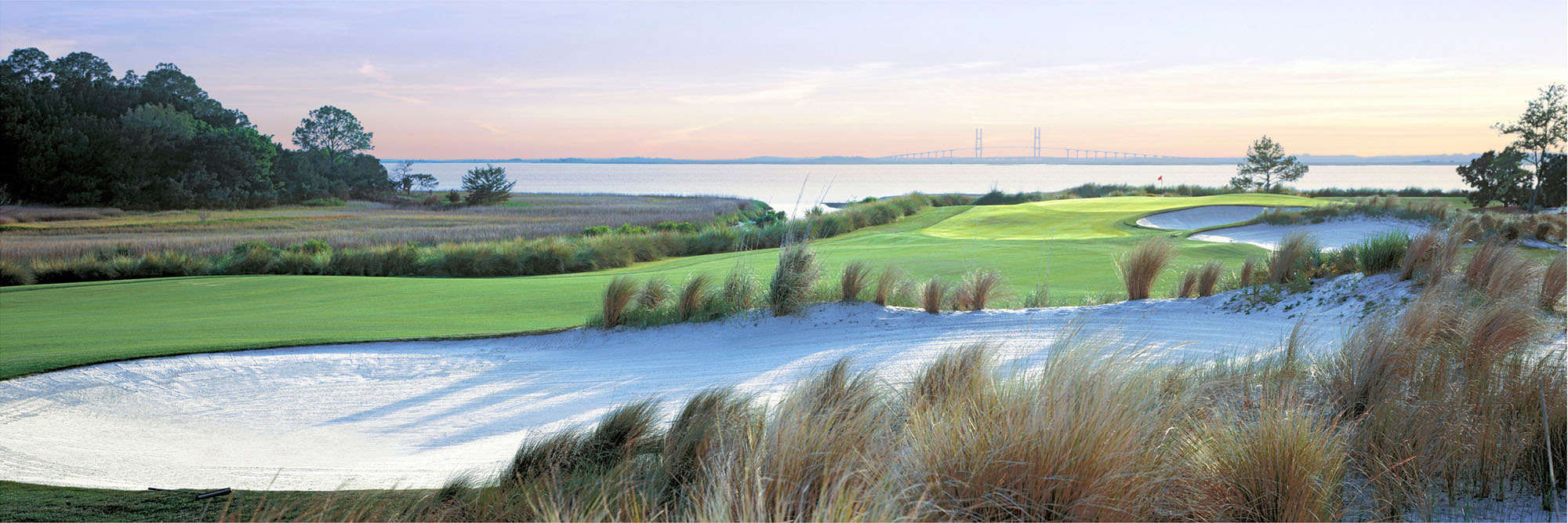 Golf Course Image - Sea Island Seaside No. 13