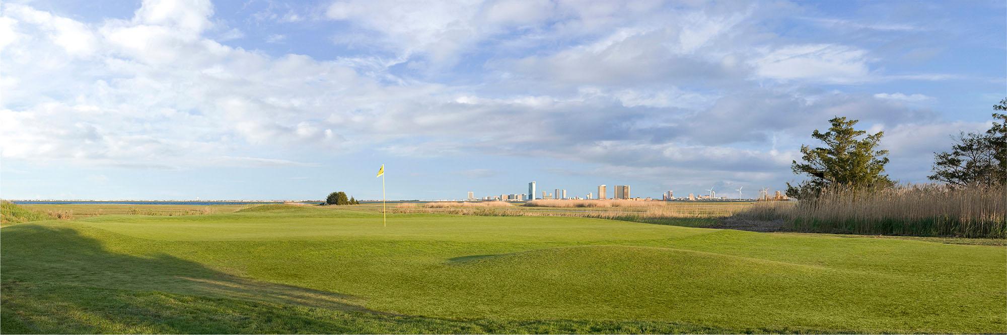 Golf Course Image - Sea View Resort & Spa Bay Course No. 2
