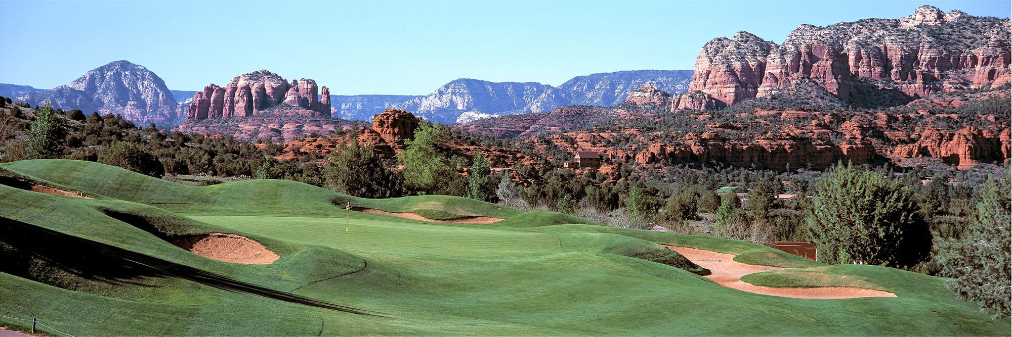 Golf Course Image - Sedona No. 10
