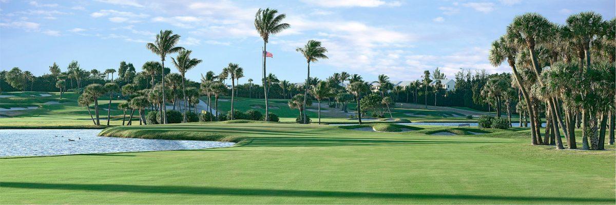 Seminole Golf Club No. 10