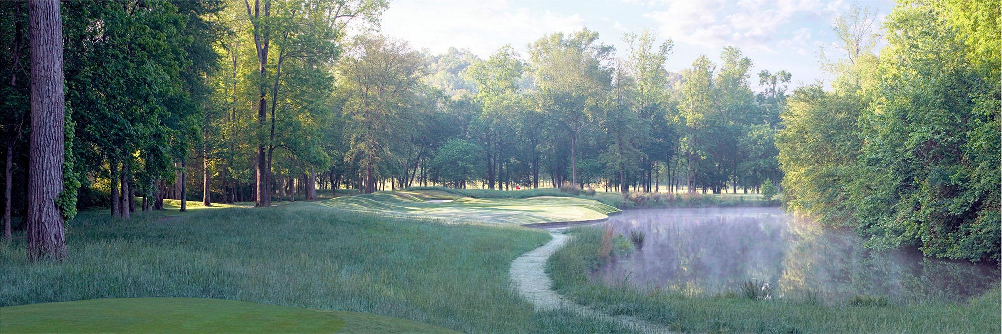 Golf Course Image - Settindown Creek No. 5