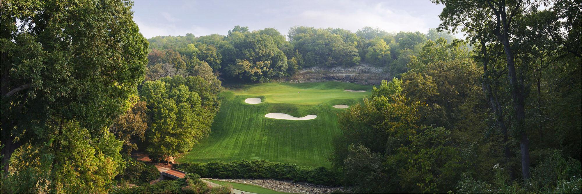 Golf Course Image - Shadow Glen No. 4