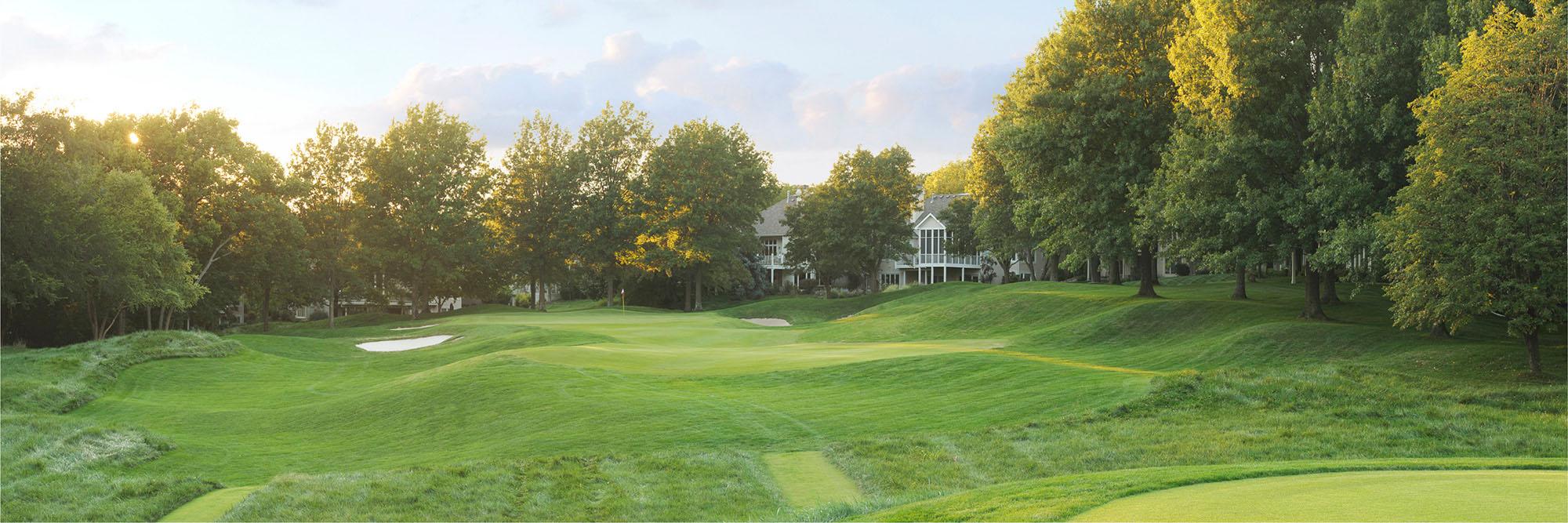 Golf Course Image - Shadow Glen No. 8
