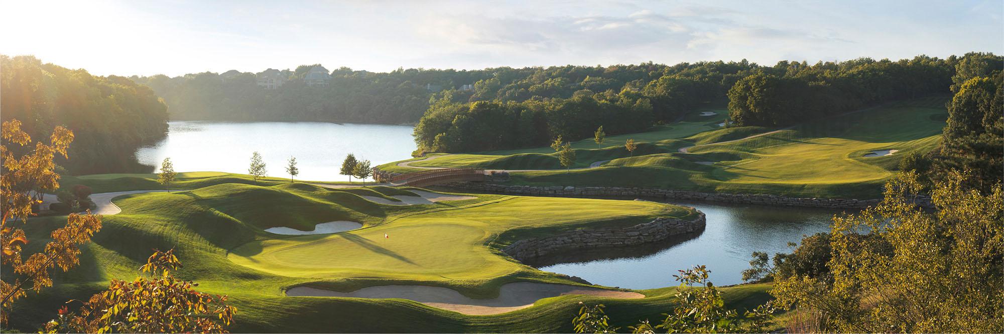 Golf Course Image - Shadow Glen No. 9