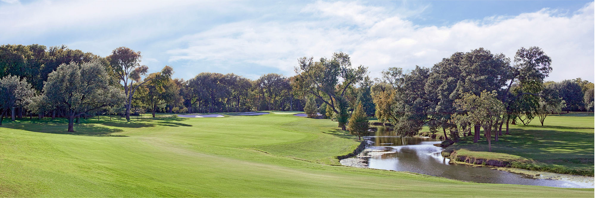 Golf Course Image - Shady Oaks Country Club No. 14