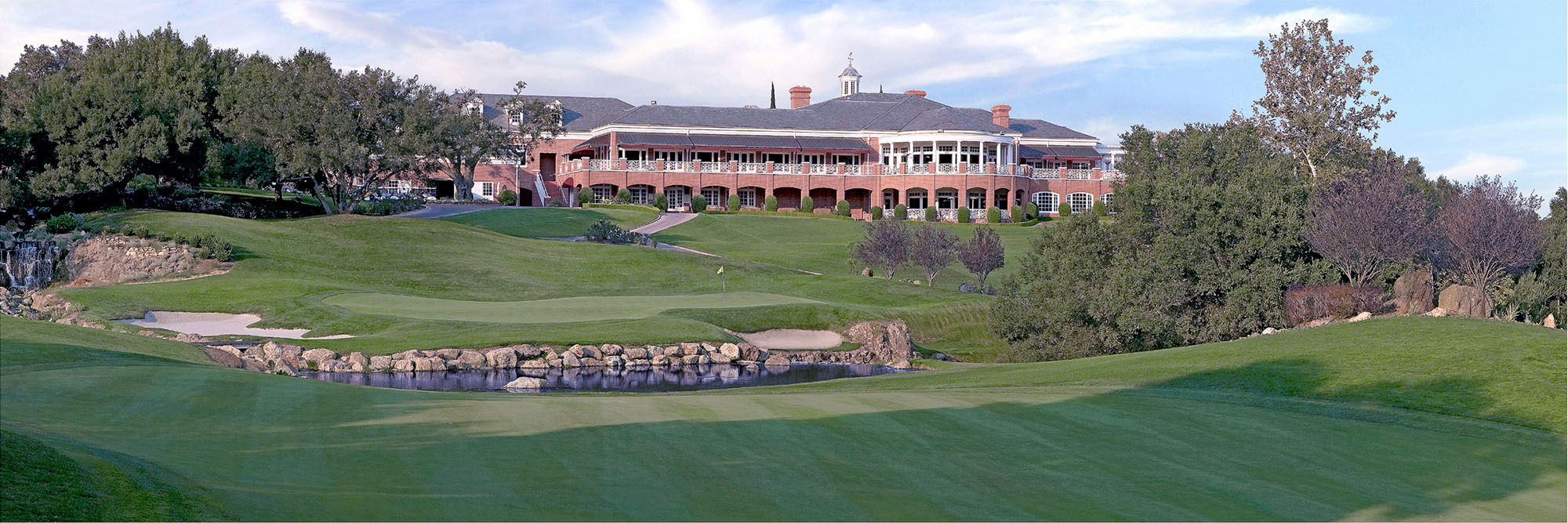 Golf Course Image - Sherwood Country Club No. 18