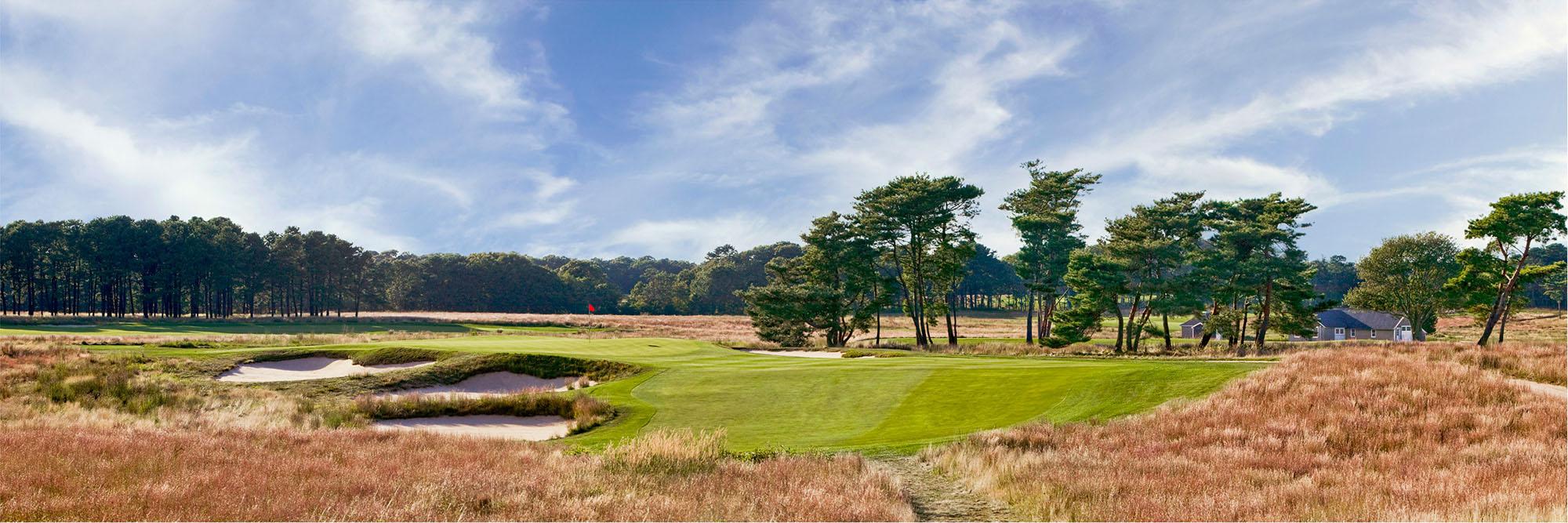Golf Course Image - Shinnecock Hills Golf Club No. 17