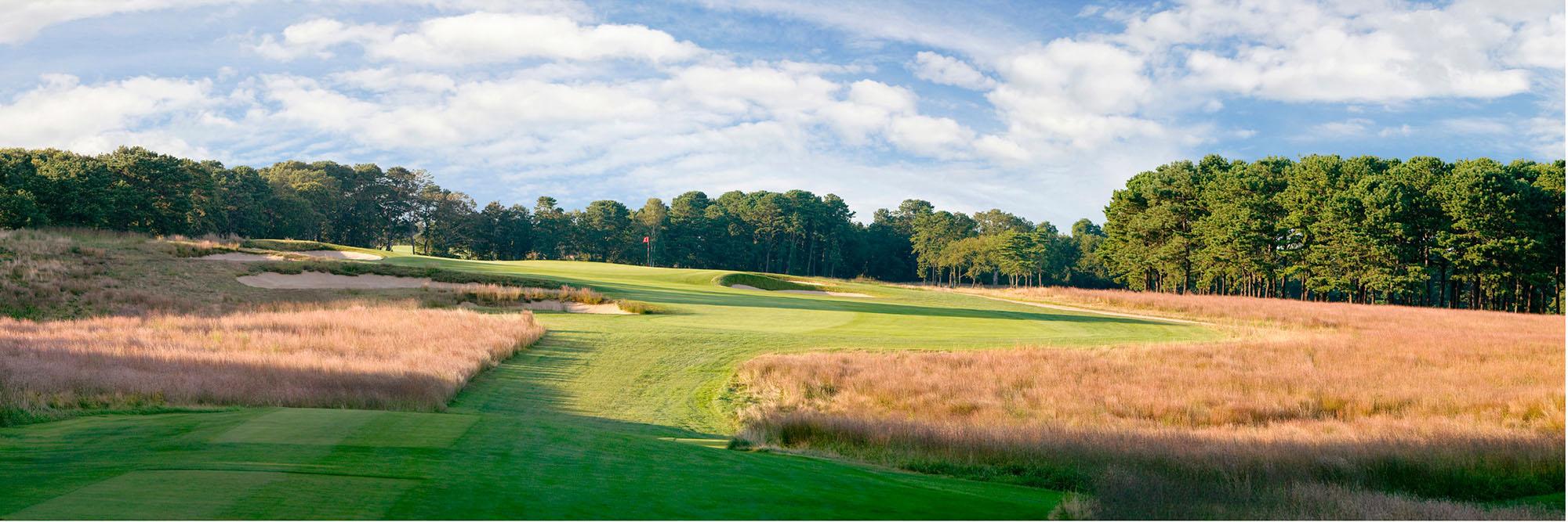 Golf Course Image - Shinnecock Hills Golf Club No. 2