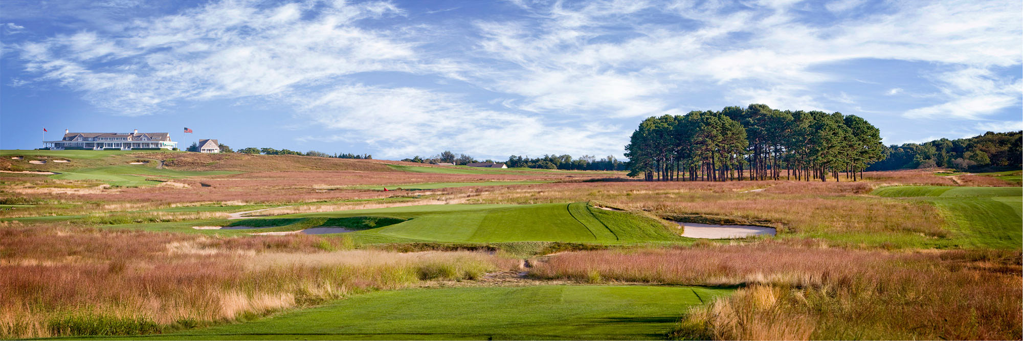 Golf Course Image - Shinnecock Hills Golf Club No. 7