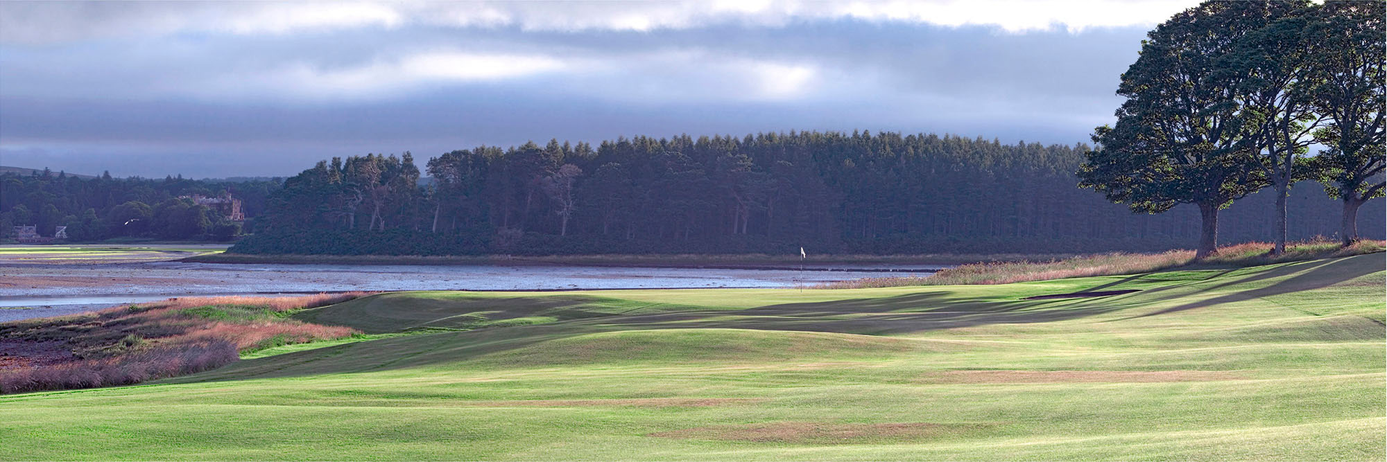 Golf Course Image - Skibo Castle No. 18
