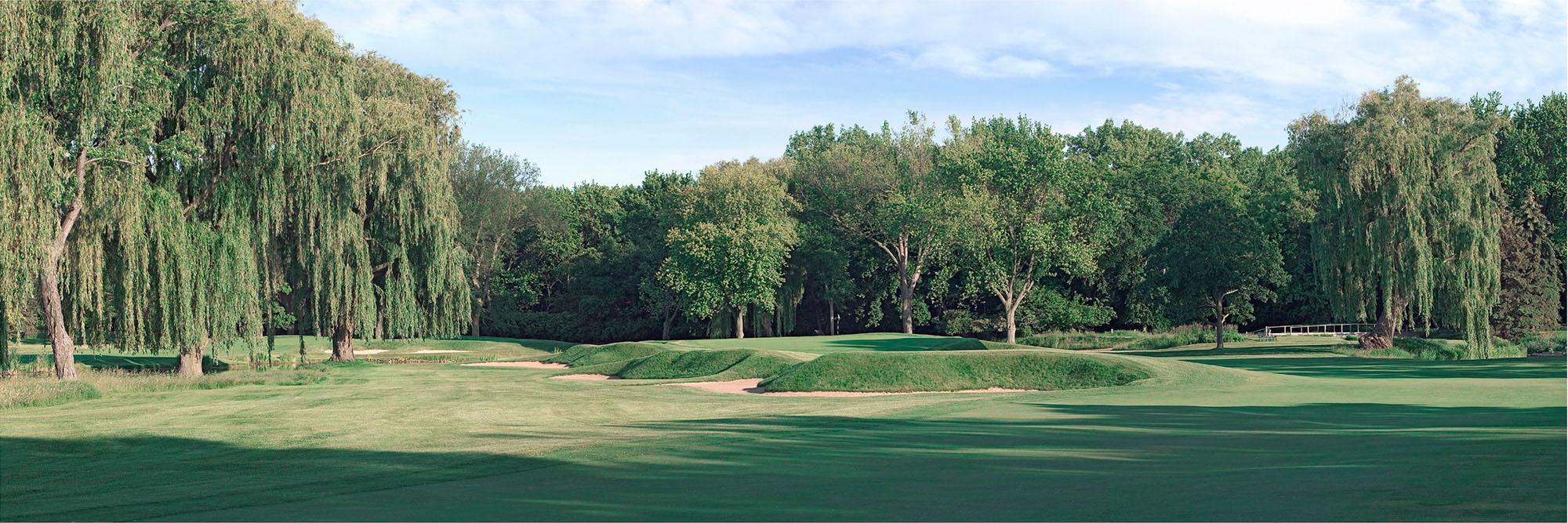 Golf Course Image - Skokie CC No. 3