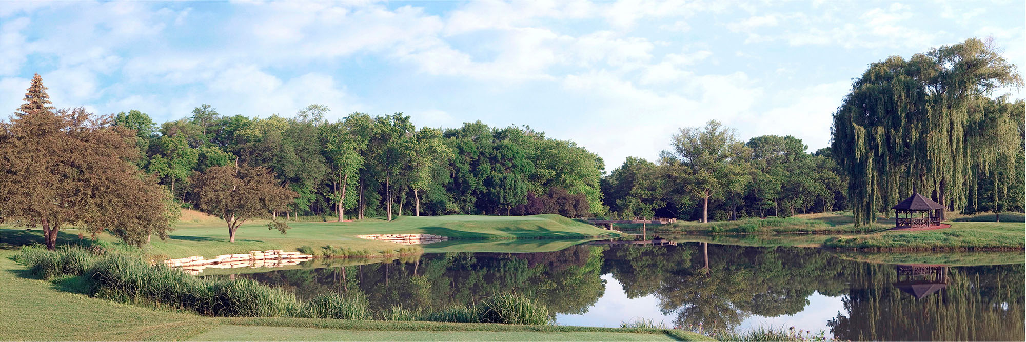 Golf Course Image - Skokie CC No. 12
