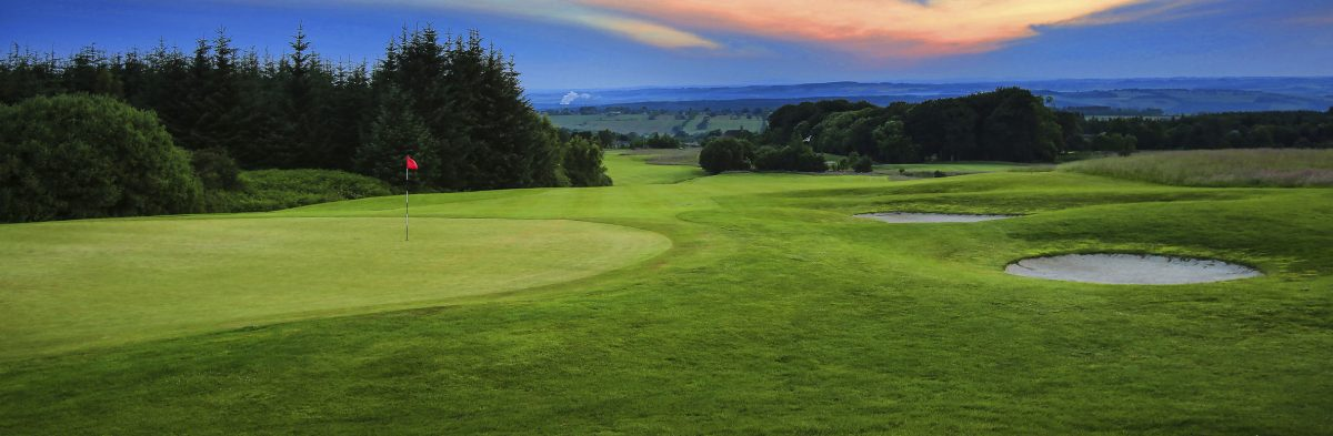 Slaley Hall Golf Club Priestman No.16