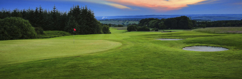Golf Course Image - Slaley Hall Golf Club Priestman No.16