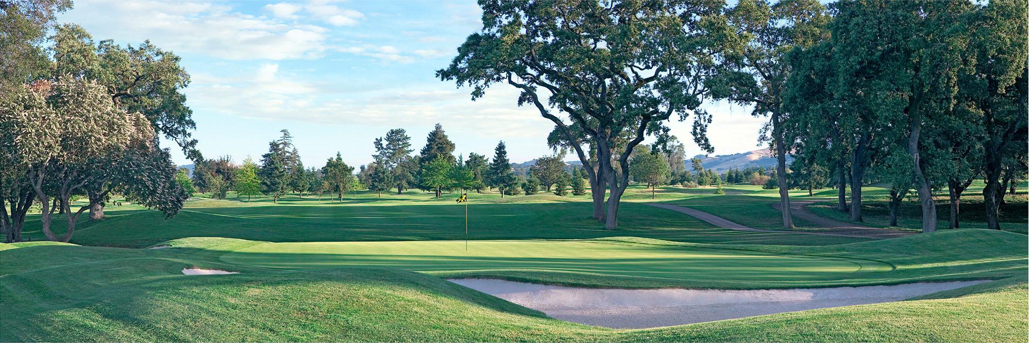 Golf Course Image - Sonoma No. 18