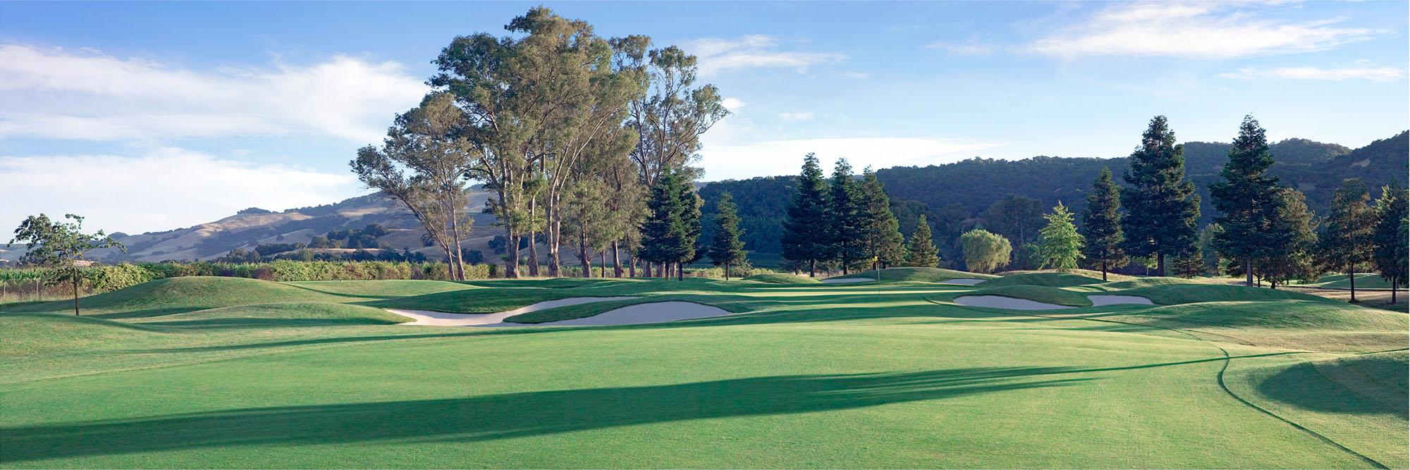 Golf Course Image - Sonoma No. 2