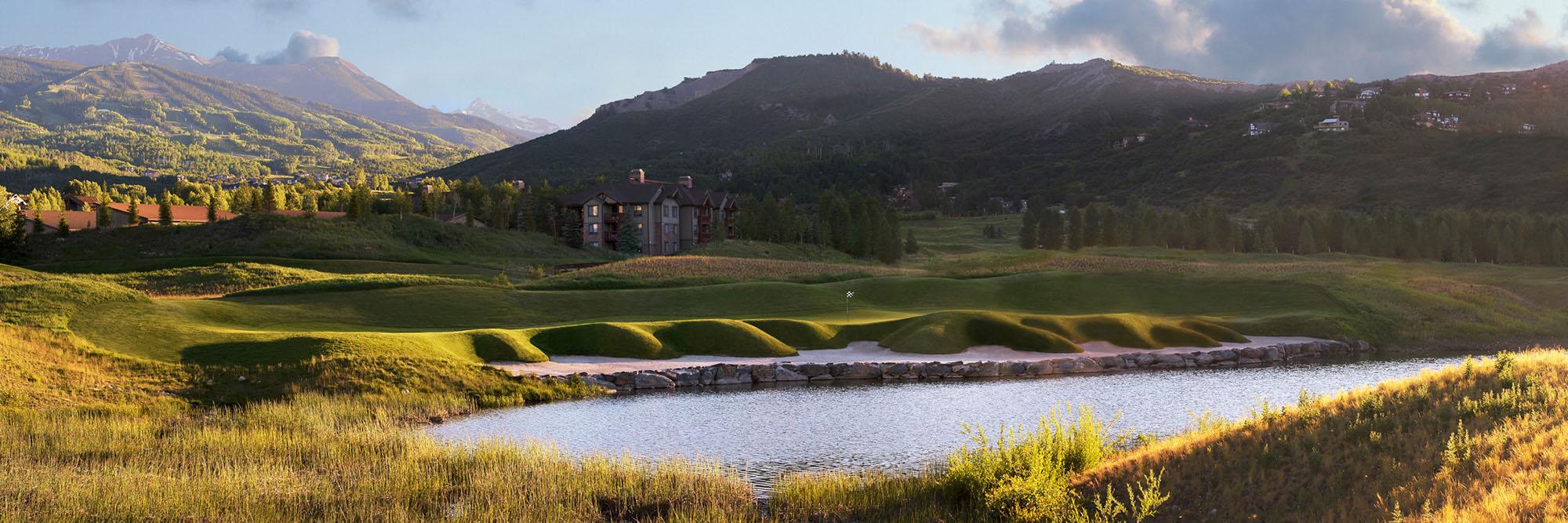 Golf Course Image - Snowmass No. 2