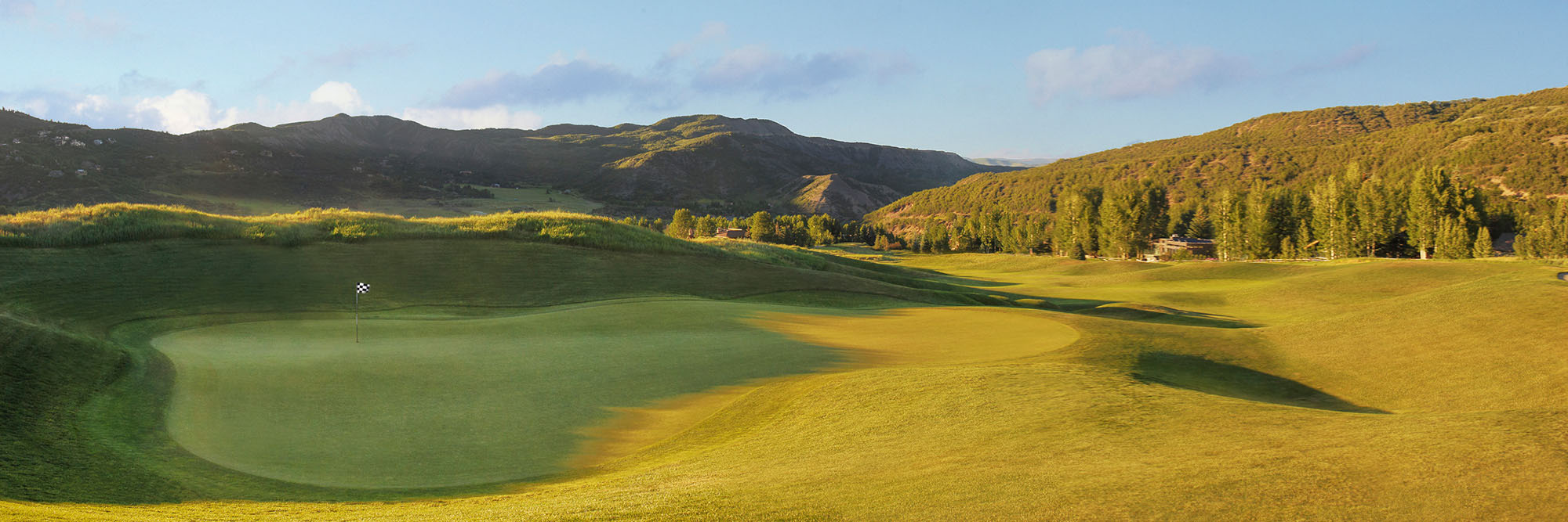 Golf Course Image - Snowmass No. 5