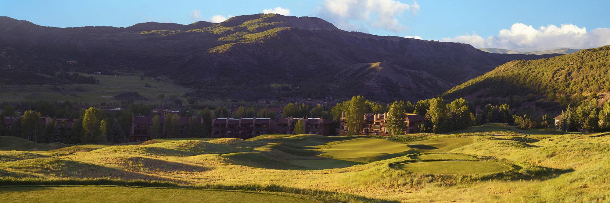 Golf Course Image - Snowmass No. 6