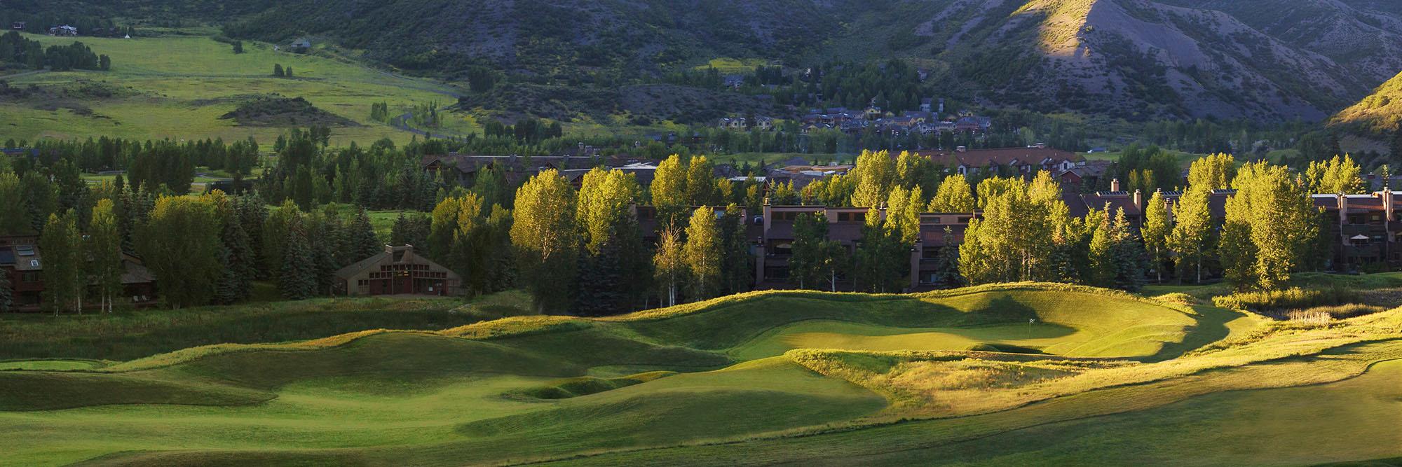 Golf Course Image - Snowmass No. 8