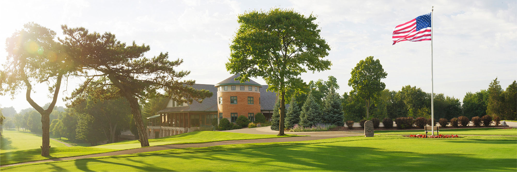 Golf Course Image - South Bend Clubhouse
