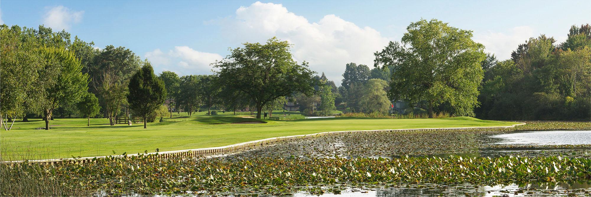 Golf Course Image - South Bend No. 17