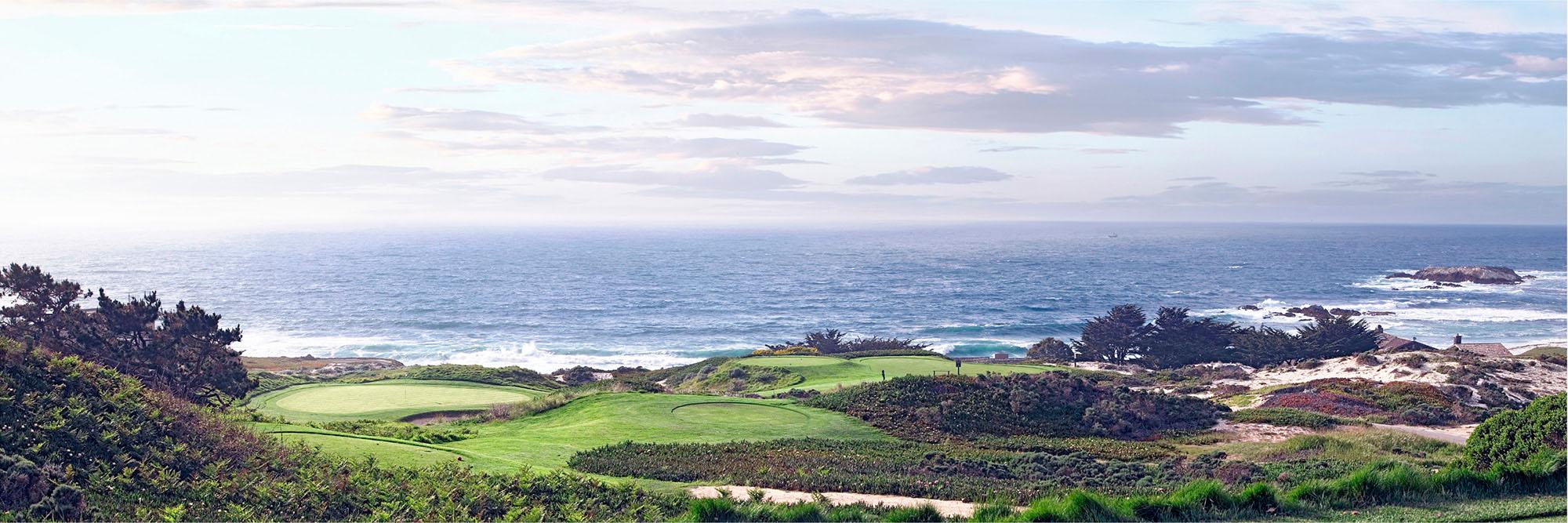 Golf Course Image - Spyglass Hill No. 3