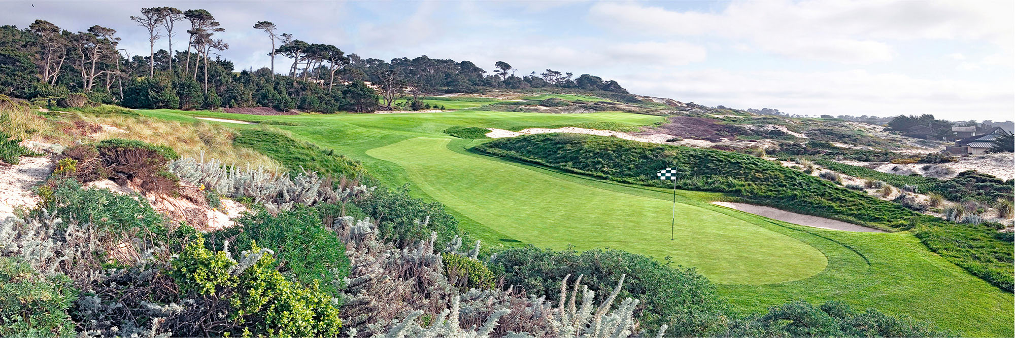 Golf Course Image - Spyglass Hill No. 4