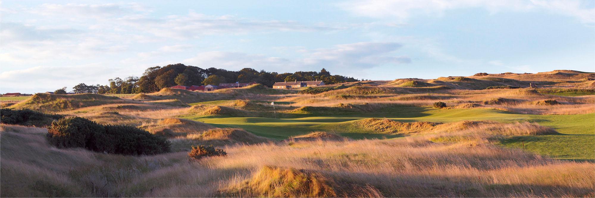 Golf Course Image - St Andrews Castle No. 10