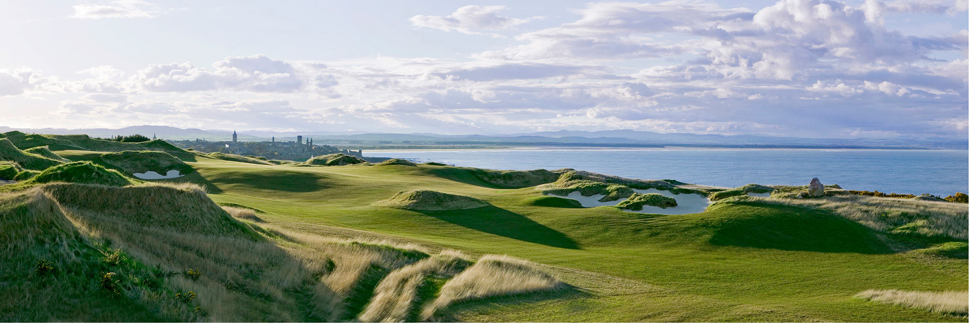Golf Course Image - St Andrews Castle No. 3