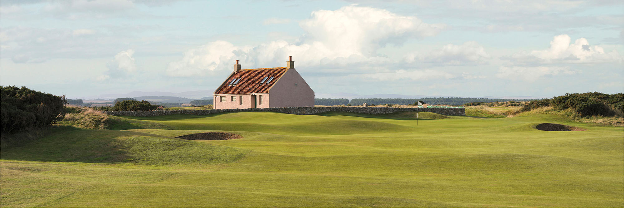 Golf Course Image - St Andrews Eden No. 1