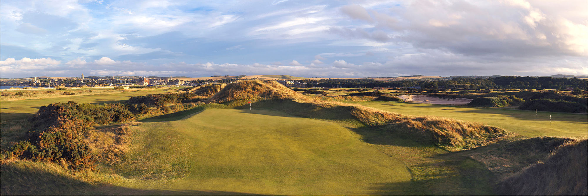 Golf Course Image - St Andrews Jubilee No. 15