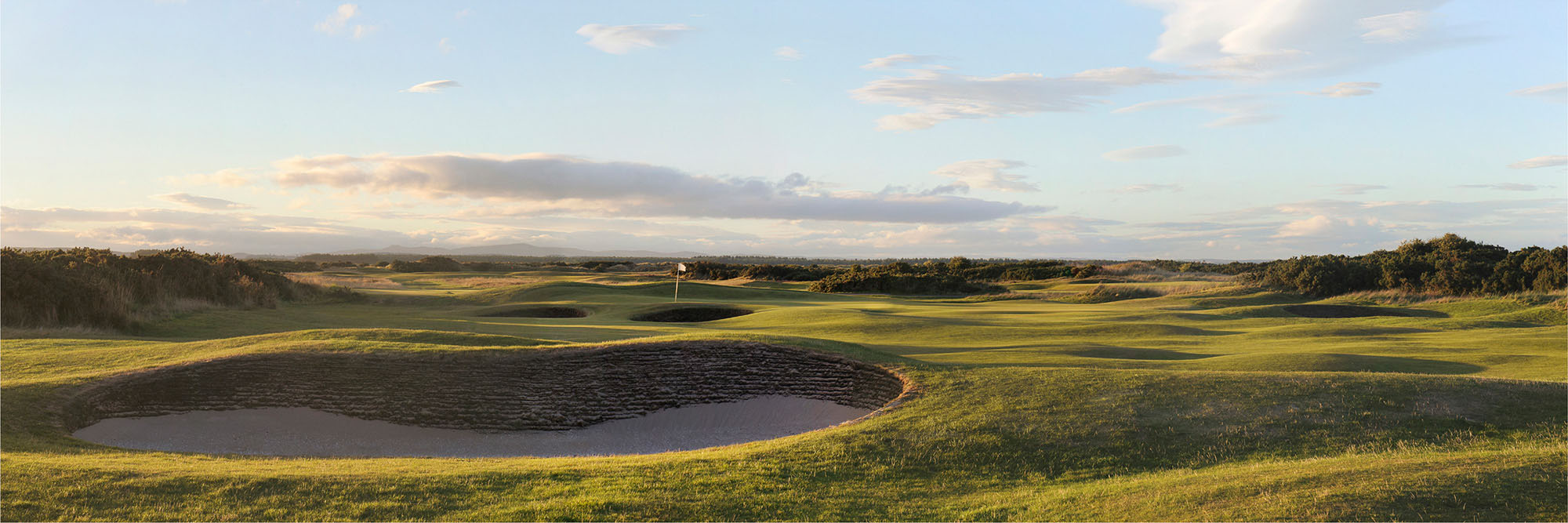 Golf Course Image - St Andrews New Course No. 7
