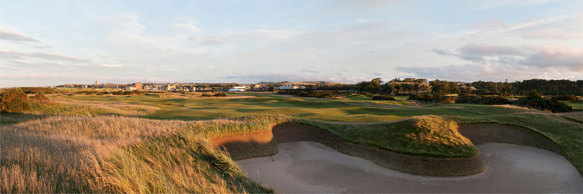 Golf Course Image - St Andrews No. 14, Hell Bunker(2013)