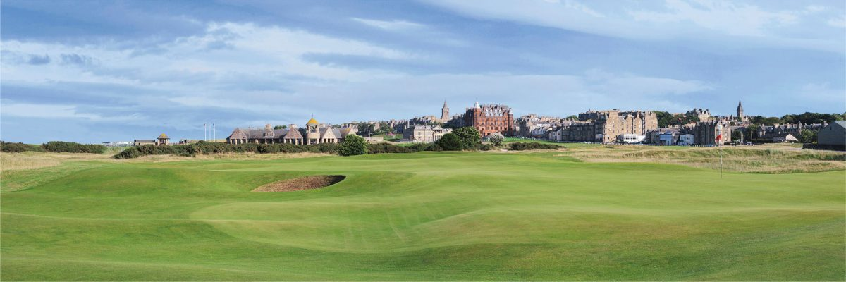 St Andrews Old Course No. 16