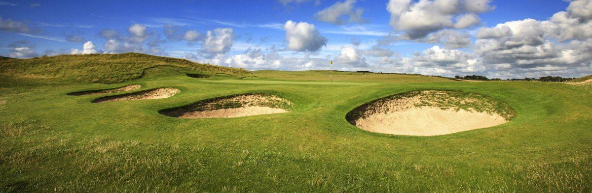 St Enodoc Golf Club Church Course No. 8