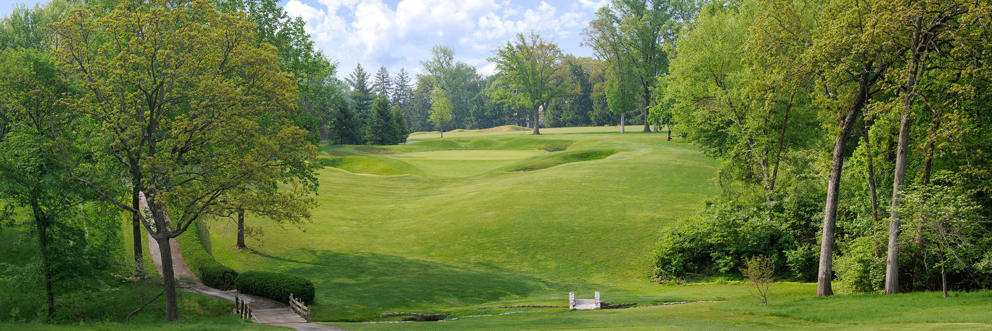 Golf Course Image - St. Louis Country Club No. 12