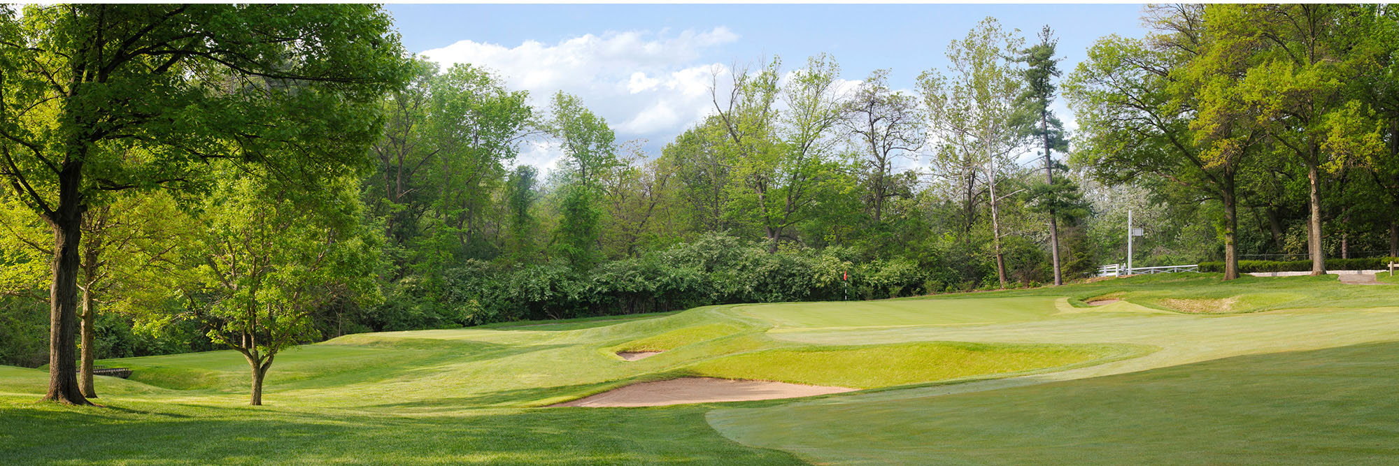 Golf Course Image - St. Louis Country Club No. 1