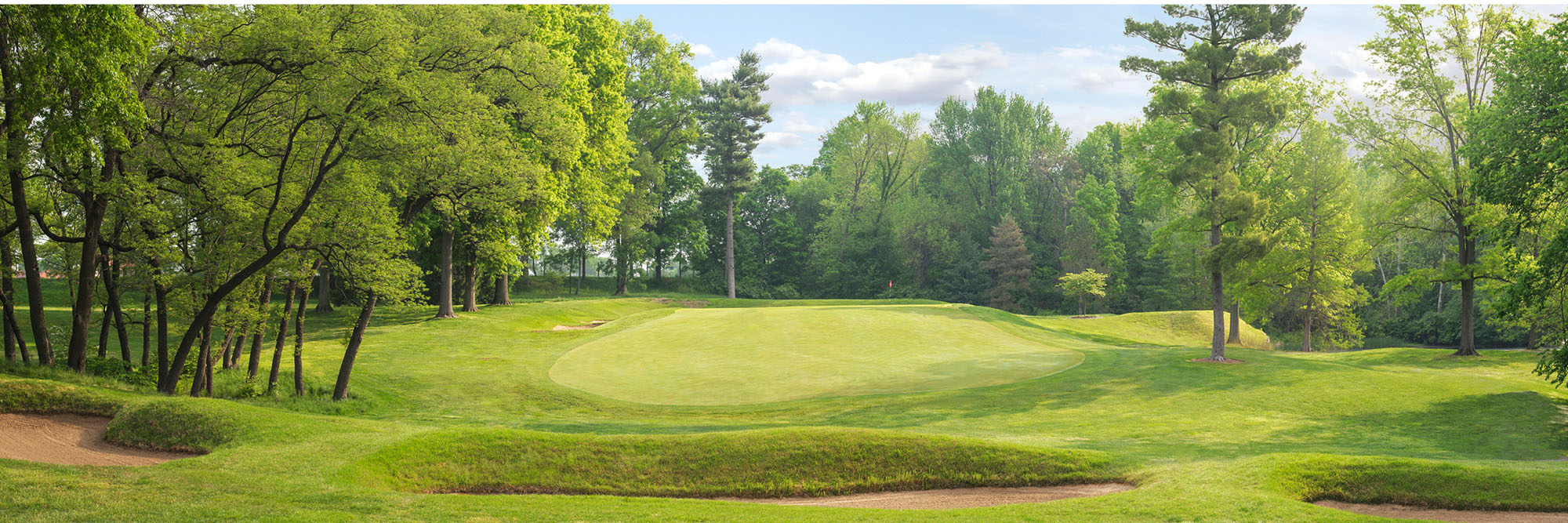 Golf Course Image - St. Louis Country Club No. 2