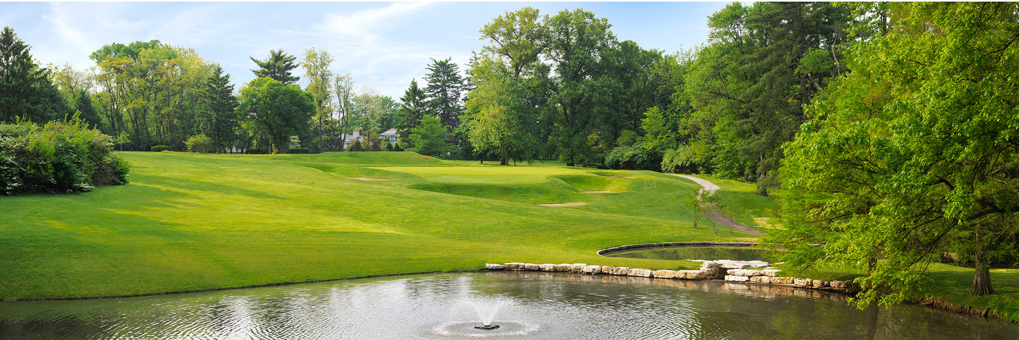 Golf Course Image - St. Louis Country Club No. 3