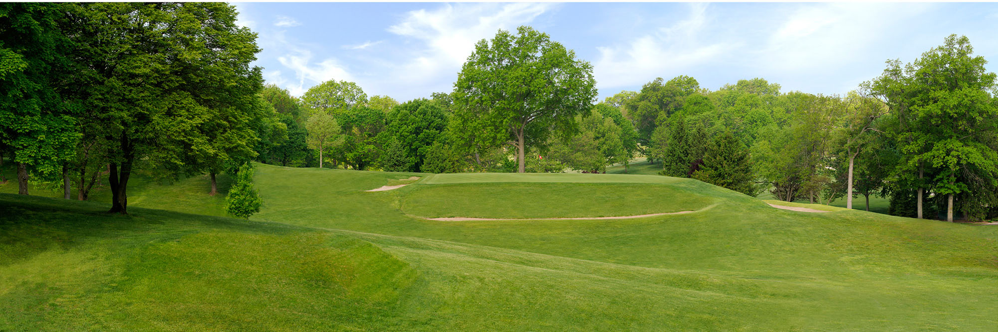 Golf Course Image - St. Louis Country Club No. 7