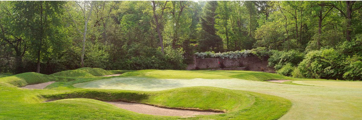 St. Louis Country Club No. 8
