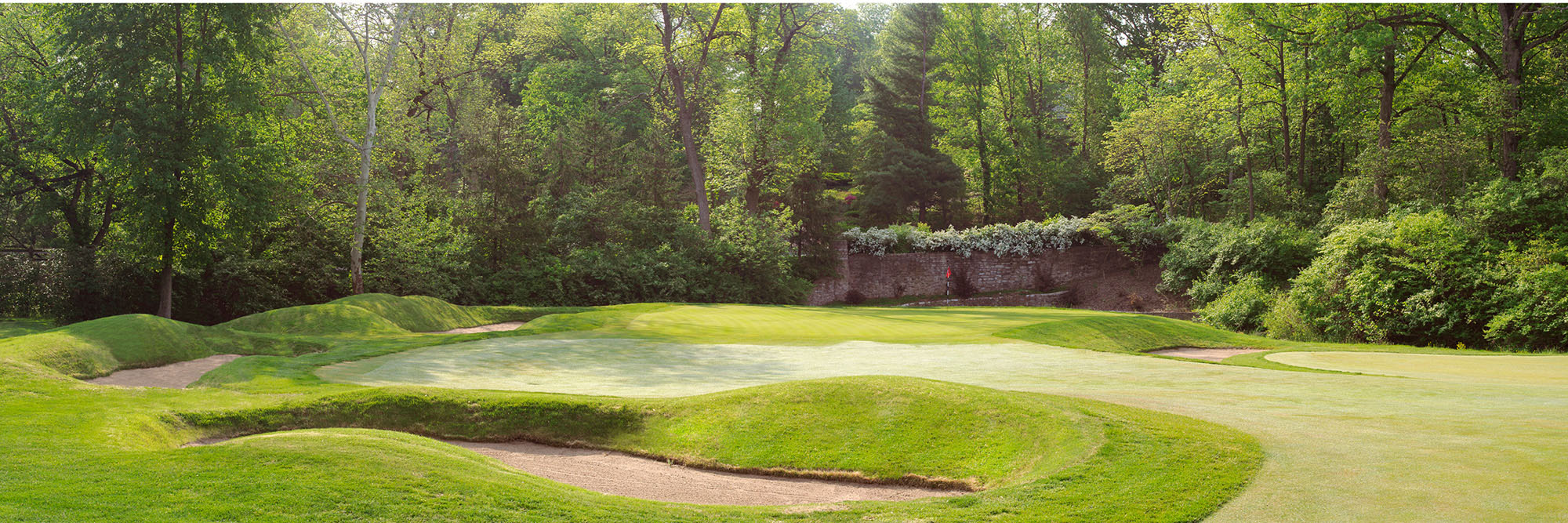 Golf Course Image - St. Louis Country Club No. 8