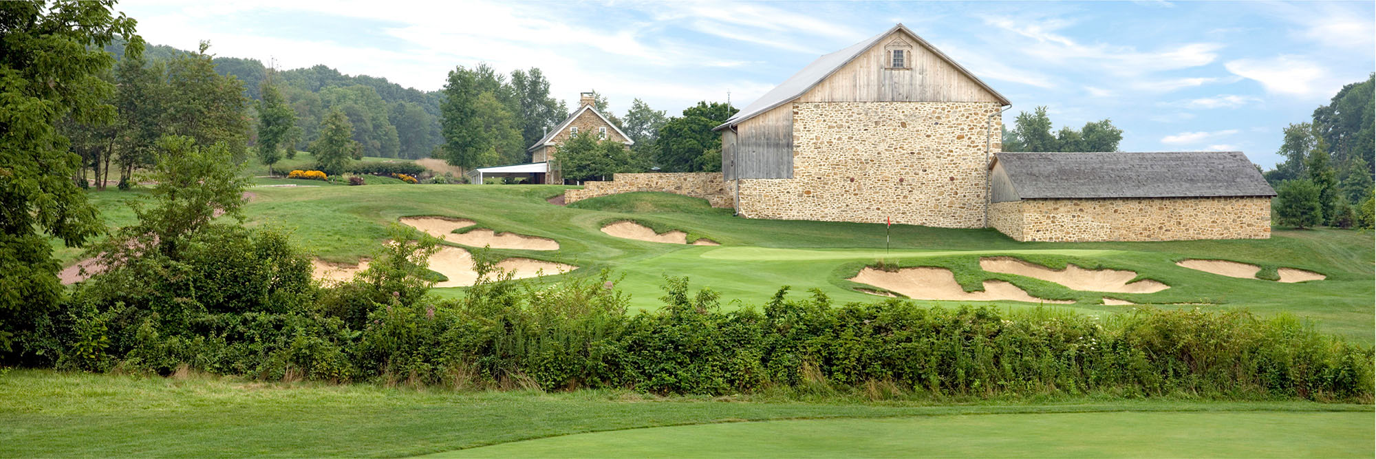 Golf Course Image - Stonewall North No. 18