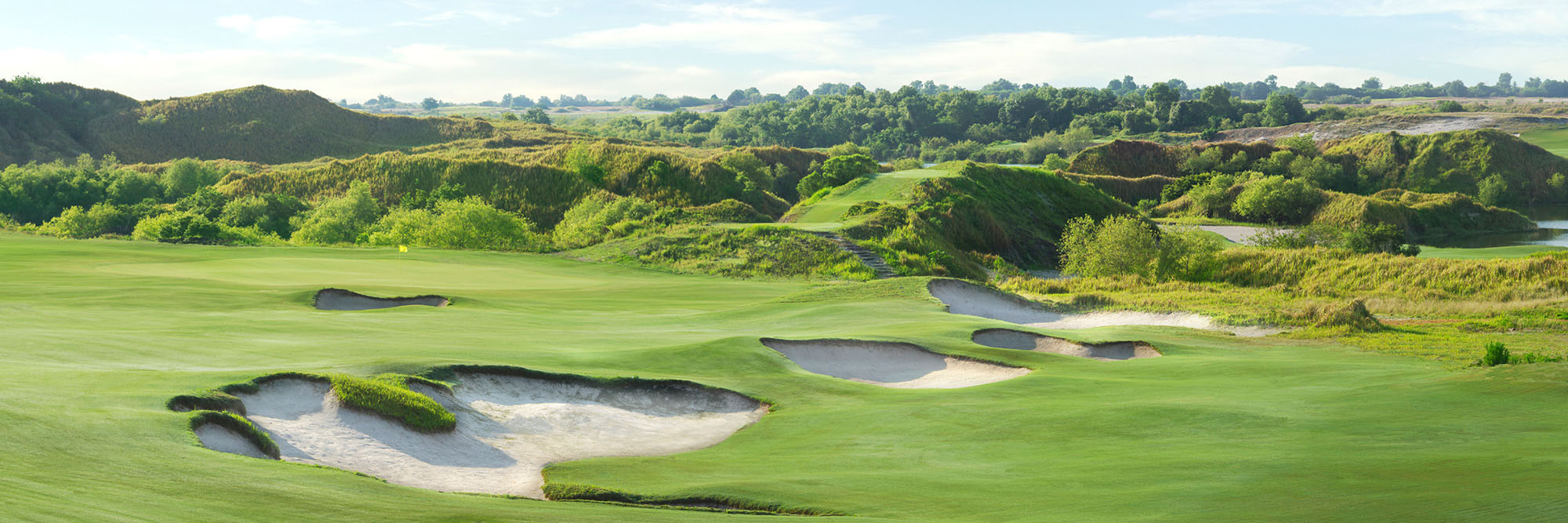 Golf Course Image - Streamsong Blue No. 18