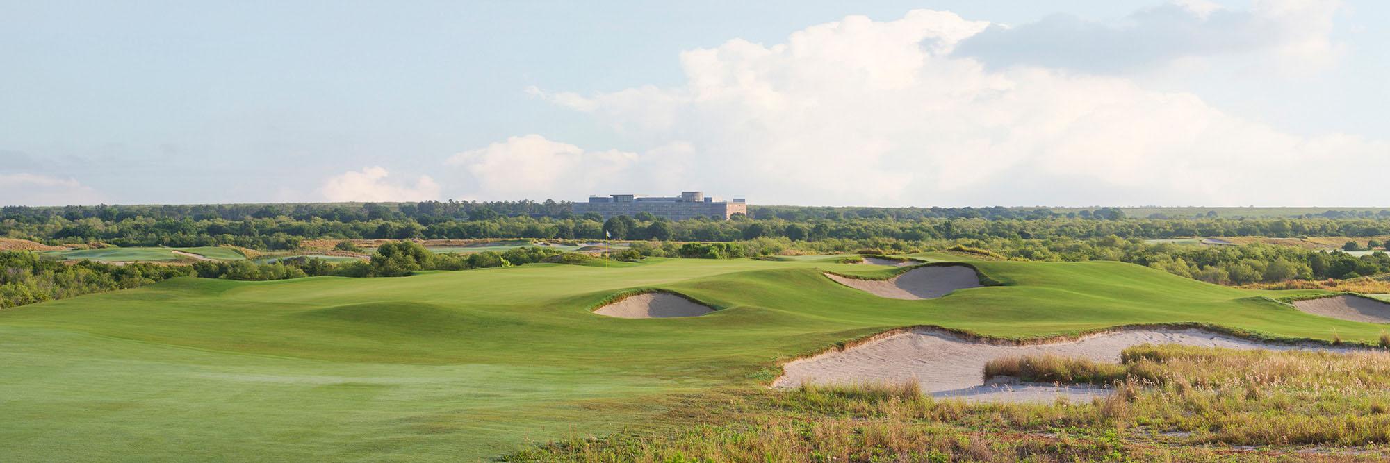 Golf Course Image - Streamsong Blue No. 5