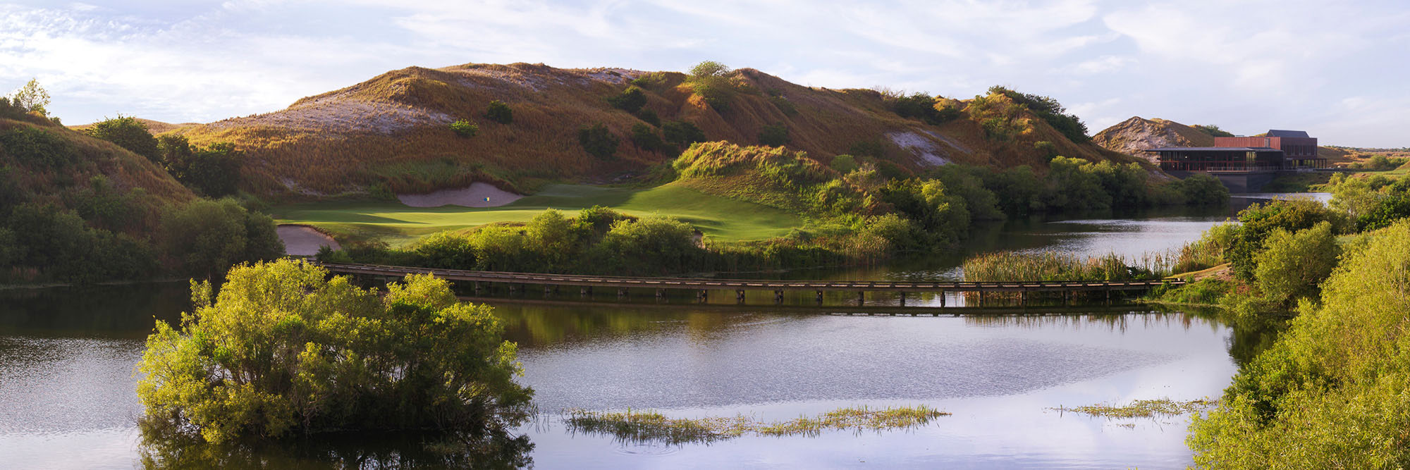 Golf Course Image - Streamsong Blue No. 7