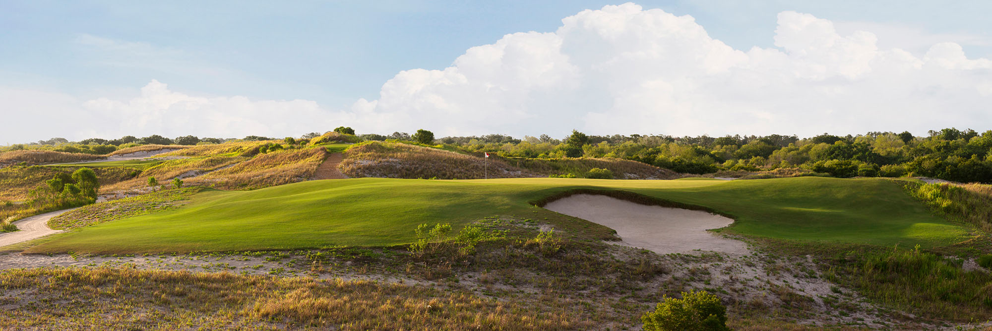 Golf Course Image - Streamsong Red No. 14